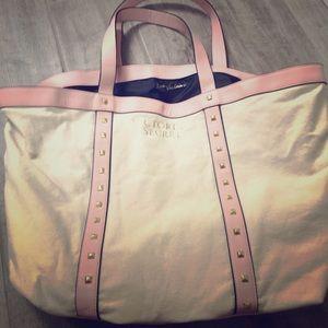 Victoria Secret large tote bag! Beach worthy.